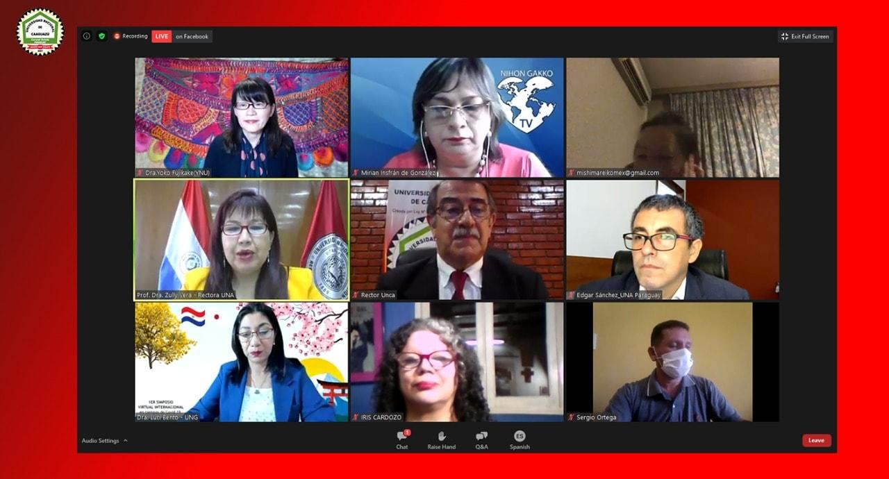 📌1er. Simposio Virtual Internacional en Tiempos de COVID-19.