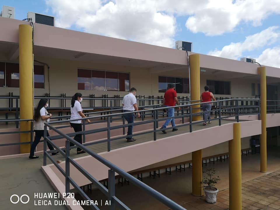 📌La UNCA será sede de los exámenes de la Itaipú-BECAL.