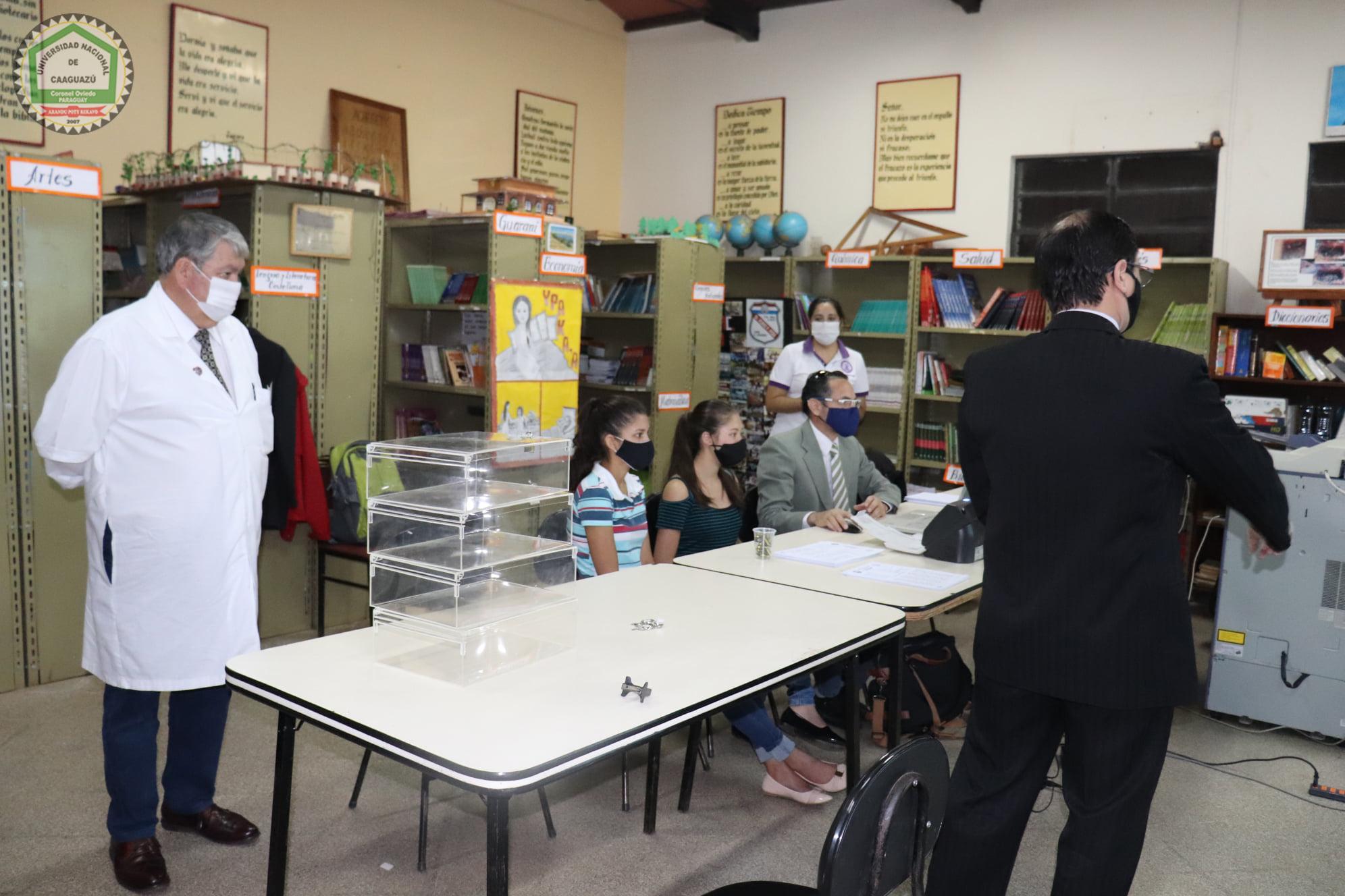 📌Último día de examen del CPI de la Facultad de Ciencias Médicas