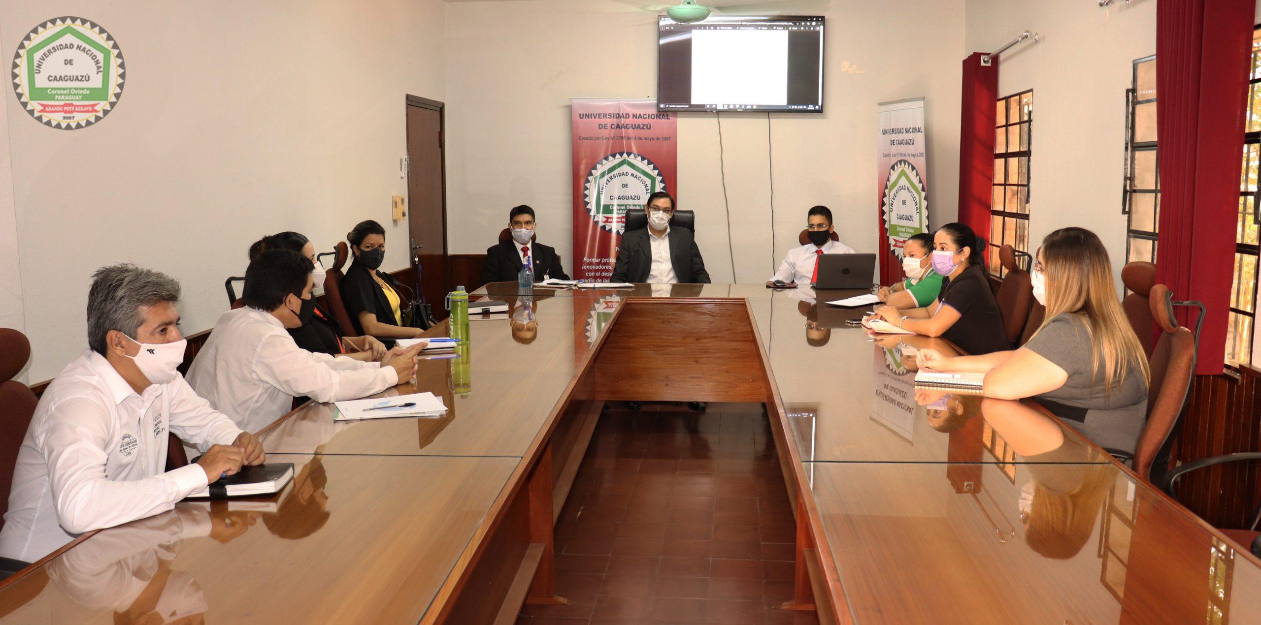 📌Reunión de trabajo de la Coordinación y Organización de Bienestar Estudiantil